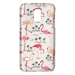 Flamingo Pattern Galaxy S5 Mini