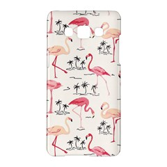 Flamingo Pattern Samsung Galaxy A5 Hardshell Case