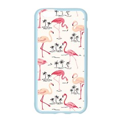 Flamingo Pattern Apple Seamless iPhone 6 Case (Color)
