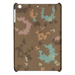 Paint Strokes In Retro Colors Apple Ipad Mini Hardshell Case