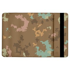 Paint strokes in retro colors	Apple iPad Air Flip Case