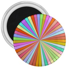 Colorful Beams 3  Magnet