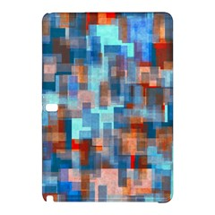 Blue orange watercolors	Samsung Galaxy Tab Pro 12.2 Hardshell Case