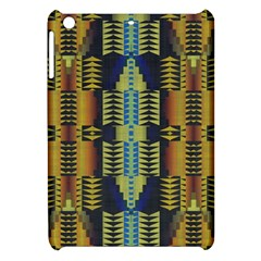Triangles And Other Shapes Pattern Apple Ipad Mini Hardshell Case