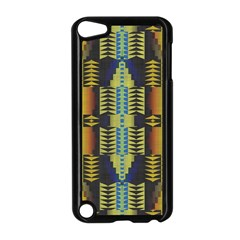 Triangles And Other Shapes Pattern Apple Ipod Touch 5 Case (black)