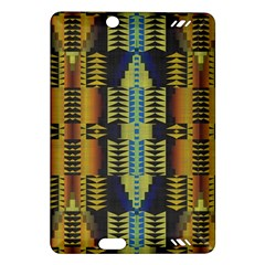 Triangles And Other Shapes Pattern Kindle Fire Hd (2013) Hardshell Case
