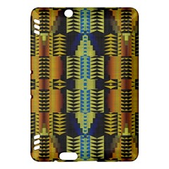 Triangles And Other Shapes Pattern Kindle Fire Hdx Hardshell Case