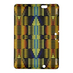 Triangles and other shapes patternKindle Fire HDX 8.9  Hardshell Case