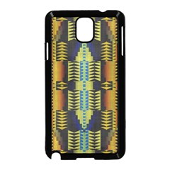 Triangles And Other Shapes Pattern Samsung Galaxy Note 3 Neo Hardshell Case