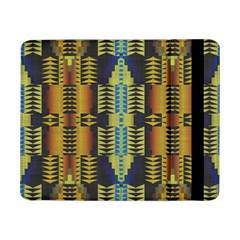 Triangles And Other Shapes Patternsamsung Galaxy Tab Pro 8 4  Flip Case