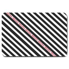 Selina Zebra Large Doormat
