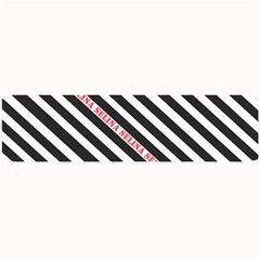 Selina Zebra Large Bar Mats