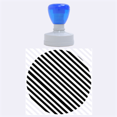 Selina Zebra Rubber Round Stamps (large)