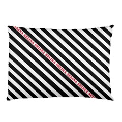 Selina Zebra Pillow Cases (Two Sides)