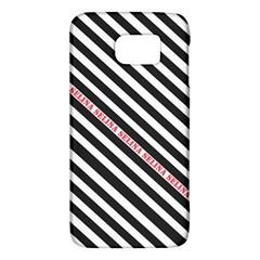 Selina Zebra Galaxy S6