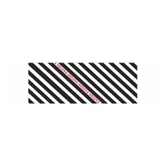 Selina Zebra Satin Scarf (oblong)