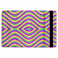 Vintage Geometric  iPad Air Flip