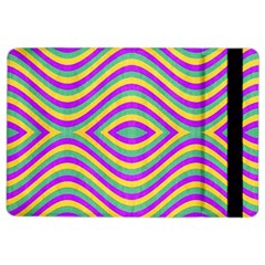 Vintage Geometric  iPad Air 2 Flip