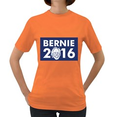 Bernie 2016 2 Women s Dark T Shirt