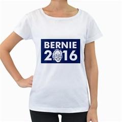 Bernie 2016 2 Women s Loose-Fit T-Shirt (White)