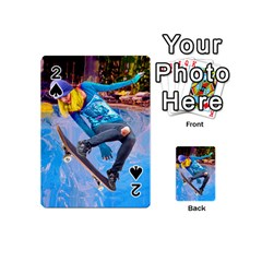 Skateboarding on Water Playing Cards 54 (Mini)