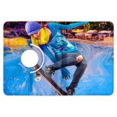 Skateboarding on Water Kindle Fire HDX Flip 360 Case