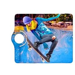 Skateboarding On Water Kindle Fire Hdx 8 9  Flip 360 Case