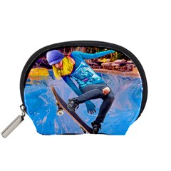 Skateboarding on Water Accessory Pouches (Small)