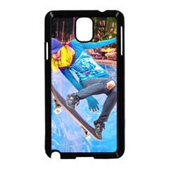 Skateboarding on Water Samsung Galaxy Note 3 Neo Hardshell Case (Black)