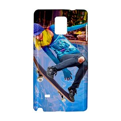 Skateboarding on Water Samsung Galaxy Note 4 Hardshell Case