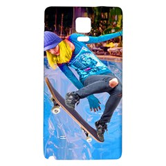 Skateboarding on Water Galaxy Note 4 Back Case