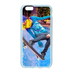 Skateboarding on Water Apple Seamless iPhone 6 Case (Color)