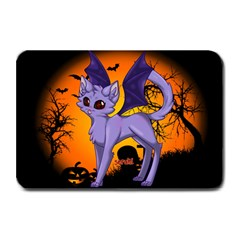 Seruki Vampire Kitty Cat Plate Mats
