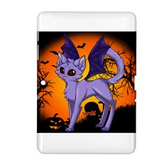 Seruki Vampire Kitty Cat Samsung Galaxy Tab 2 (10 1 ) P5100 Hardshell Case