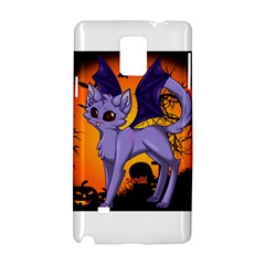 Seruki Vampire Kitty Cat Samsung Galaxy Note 4 Hardshell Case