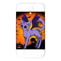 Seruki Vampire Kitty Cat Samsung Galaxy Mega I9200 Hardshell Back Case
