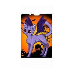 Seruki Vampire Kitty Cat Samsung Galaxy Alpha Hardshell Back Case