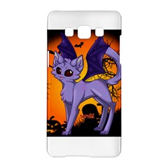 Seruki Vampire Kitty Cat Samsung Galaxy A5 Hardshell Case