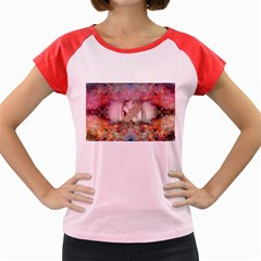 Nature and Human Forces Women s Cap Sleeve T-Shirt