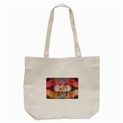Cell Phone   Nature Forces Tote Bag (cream)