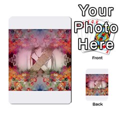 Cell Phone - Nature Forces Multi-purpose Cards (Rectangle)
