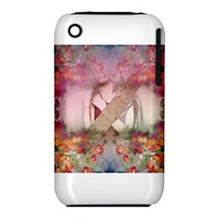 Cell Phone   Nature Forces Apple Iphone 3g/3gs Hardshell Case (pc+silicone)