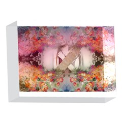 Cell Phone - Nature Forces 5 x 7  Acrylic Photo Blocks