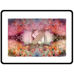 Cell Phone - Nature Forces Double Sided Fleece Blanket (Large)