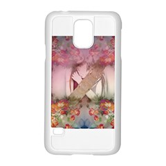 Cell Phone - Nature Forces Samsung Galaxy S5 Case (White)