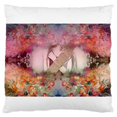 Cell Phone - Nature Forces Large Flano Cushion Cases (One Side)