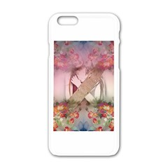 Cell Phone - Nature Forces Apple iPhone 6 White Enamel Case