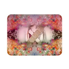 Cell Phone   Nature Forces Double Sided Flano Blanket (mini)