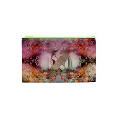 Cell Phone - Nature Forces Cosmetic Bag (XS)