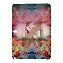 Nature And Human Forces Cowcow Samsung Galaxy Tab Pro 12 2 Hardshell Case
